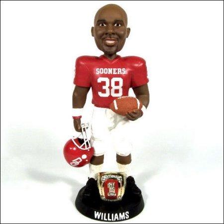 Williams Bobble Head - 3