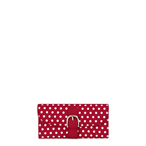 COMO (Red Spots) by Ruby Shoo - One Size
