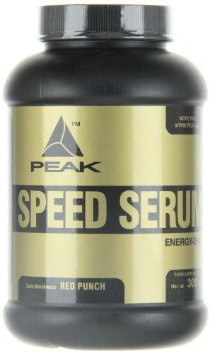 Peak Speed Serum, Red Punsch, 300 g