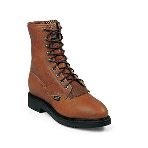 UPC 731871472558, Justin Boots 766 Men's Copper Caprice Boots 8.5D