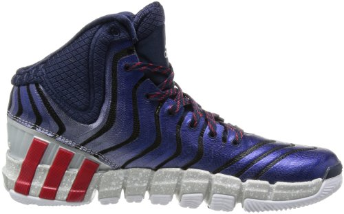 Running 2 Scarlet Taille 0 Navy Adidas Chaussures Basket Adipure White Crazyquick 48 Light De Collegiate OvwOPE