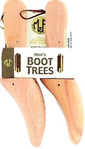 M&F Western Men's Cedar Boot Tree None Shoe Tree XL (US Men's 12-14) M from M&F Western
