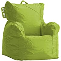 Comfort Research Big Joe Cuddle Bean Bag Chair, Spicy Lime
