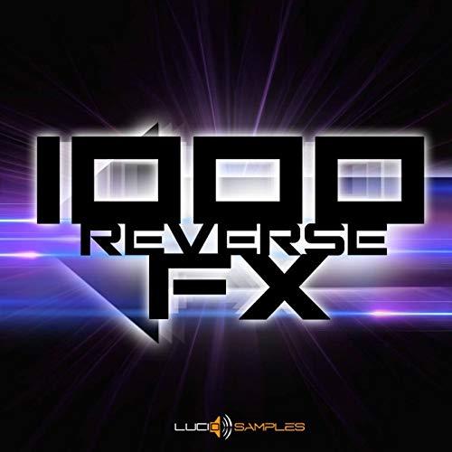 Amazon com: 1000 Reverse FX - Download Excellent Sound