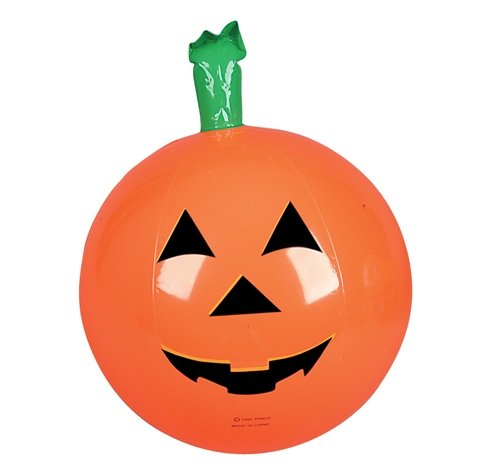 DollarItemDirect 16'' Pumpkin INFLATE, Case of 288 by DollarItemDirect (Image #1)