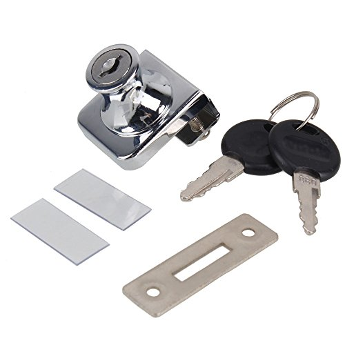 lock for glass display case - 6