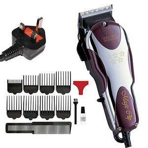 wahl professional corded clipper magic clip precision fade clipper 5 star series 230 240v 50hz. Black Bedroom Furniture Sets. Home Design Ideas