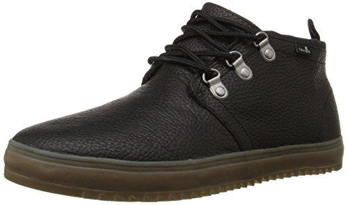 Deluxe Cargo Black Sanuk Mens Fashion Sneaker xqAfAYEn