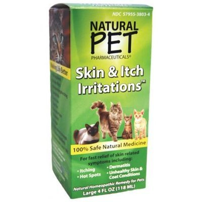(Cat)Skin Irritation/Itch, 4 oz ( Multi-Pack)