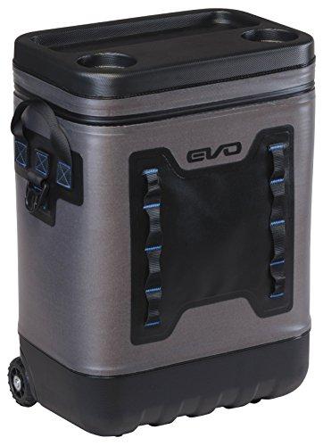 Evolution Outdoor Design EVO Leak Proof Rolling Cooler (25qt)