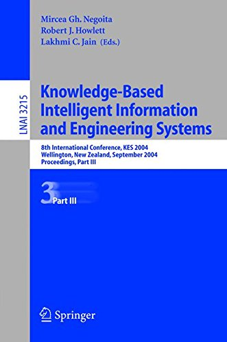 Download Knowledge-Based Intelligent Information and Engineering Systems PDF