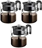 One-All Stovetop Percolator 8 Cup 7 in. Dia. X 5.6