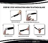 100 Blades + Facón Professional Adjustable