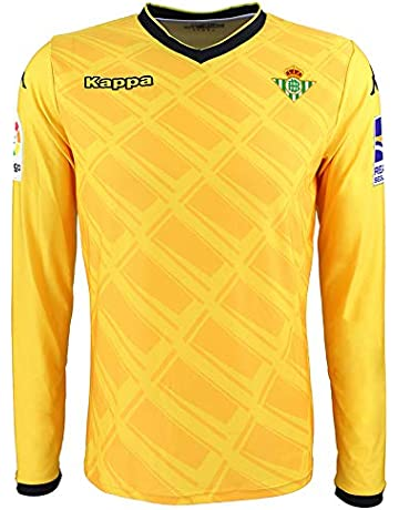 1ª equipación oficial de portero - Real Betis Balompié 2018 2019 - Kappa  Official GK a758fa0947084
