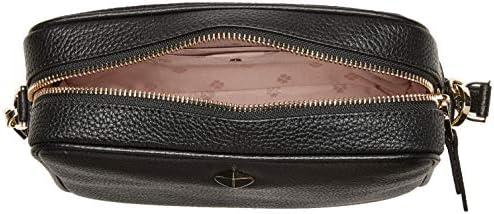 Amazon Com Kate Spade New York Polly Medium Camera Bag Black One Size Shoes