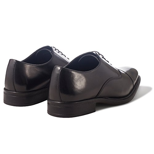 Scarpe Redfoot Shoes uomo stringate nero Ff5nSw0xq