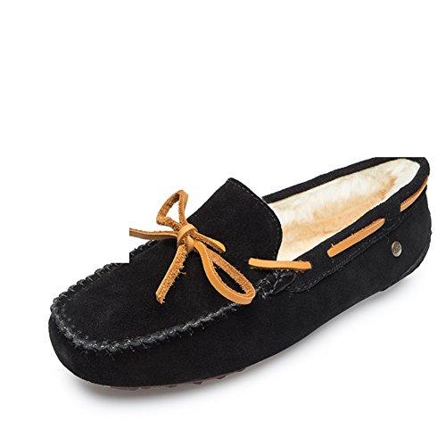 Zapatos de frijoles/Zapato del plano/Versión coreana de zapatilla de deporte/zapatos casuales/escoge los zapatos G