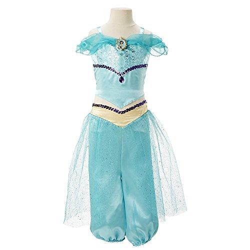 with Jasmine Costumes design