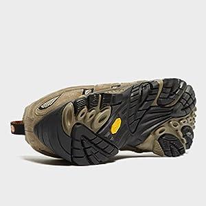 Merrell Men's Moab Vent 2 Casual Sports Shoes 12 M UK/12.5 D(M) US Pecan Suede