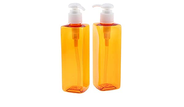 947376f02f7b Amazon.com: Ameglia 8.5Oz Desktop Empty Cosmetic Travel Bottles for ...