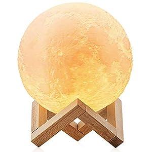 ChillHil Lampara de Luna