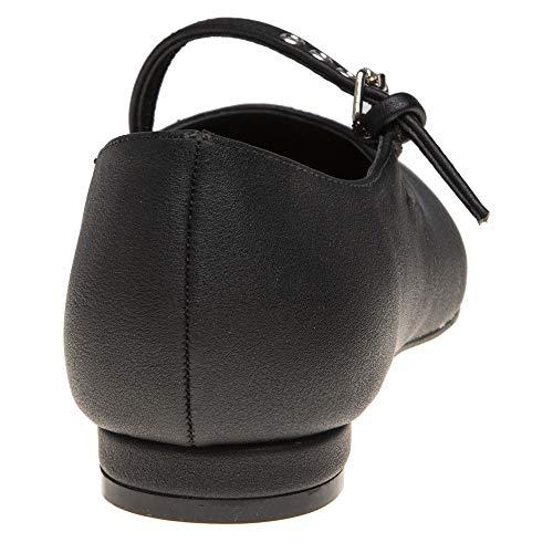 Negro Mujer amp; Black Anais Nat Matt Zapatos gv4xqwXnt