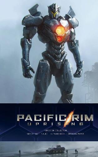 Pacific Rim Uprising Notebook Collection (Set of - Le Rims Collection