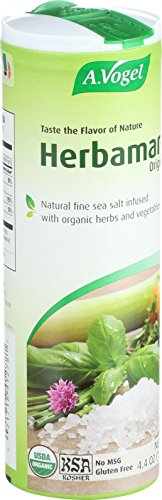Vogel Kelp (A Vogel Organic Herbamare Seasoning - Original - 4.4 oz (Pack of 3))