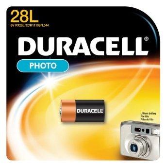 Duracell 6v Lithium Photo Battery - 1