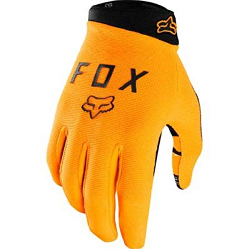 Gloves Youth Dirtpaw (Fox Racing Youth Ranger Glove - 22948 (Atomic Orange - L))