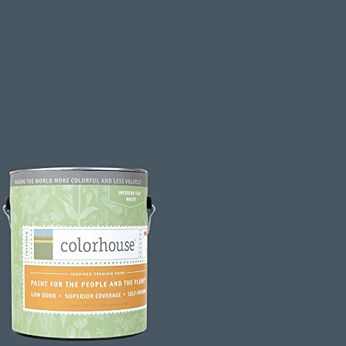 Inspired Flat Interior Paint, Wool .06,