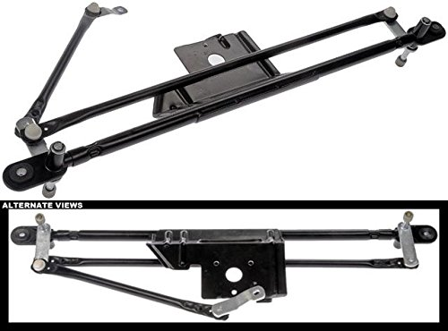 APDTY 116054 Windshield Wiper Motor Transmission Linkage Fits 2003-2006 Jeep Wrangler (Replaces 55156374AD, 55156374AC)