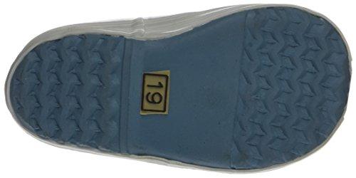 Aigle Flac, Botas Clasicas Unisex Niños Azul (Nileblue/wildcamp 001)