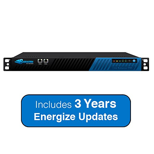 (Barracuda Networks 310 Web Filter 1U Appliance Bundle - Up to 50Mbps Throughput 400 Concurrent Users - 3 Years Energize Updates BYF310a3)