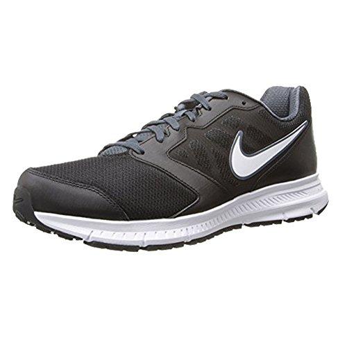 Nike Downshifter 6 Svart / Mørk Magnet Grå / Hvit Menns Joggesko