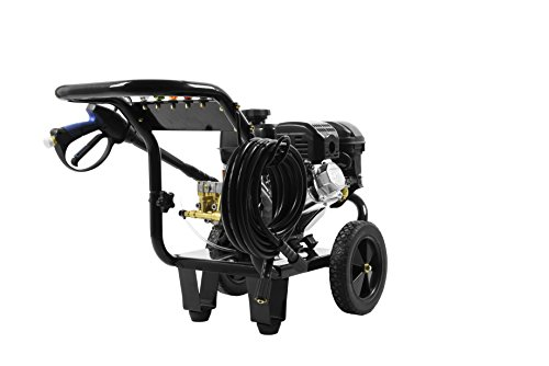 Excell EPW2123100 3100 PSI 2.8 GPM Cold Water 212CC Gas Powered Pressure Washer by excell (Image #2)