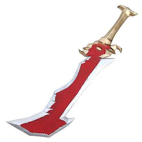 Ghostly Spartan Warrior Foam Chaos Blade Sword