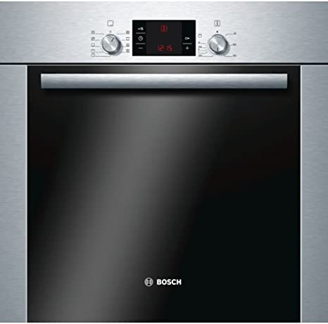 Bosch Serie 6 HBA33B250 - Horno (Medio, Horno eléctrico, 66 L, 66 ...
