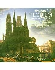 Requiem/Psalms 112/114