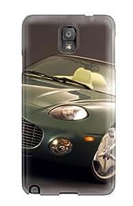New Snap-on CaseyKBrown Skin Case Cover Compatible With Galaxy Note 3- Aston Martin Zagato 28