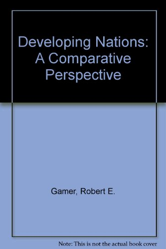 Developing Nations: A Comparative Perspective