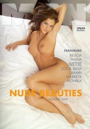 Nude beauties bluray