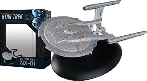 Star Trek Diecast - Star Trek Starships Best Of Figure #3 Enterprise NX-01