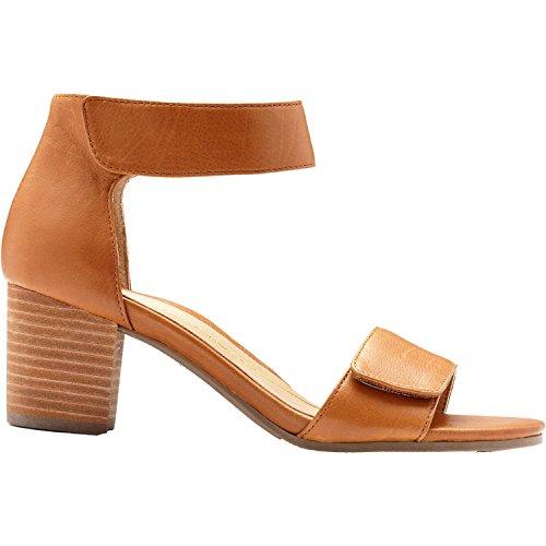 Vionic Women's Solana Heeled Sandal Saddle 6.5 M