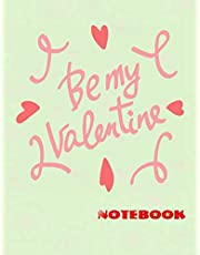 Valentine Chiang Mai Notebook: Living My Best Life Daily Journal Notebook Size 8.5x11 Inches ~ Writing - College # Forget ~ Matte Cover Design Cream Paper Sheet 110 Pages Standard Prints.