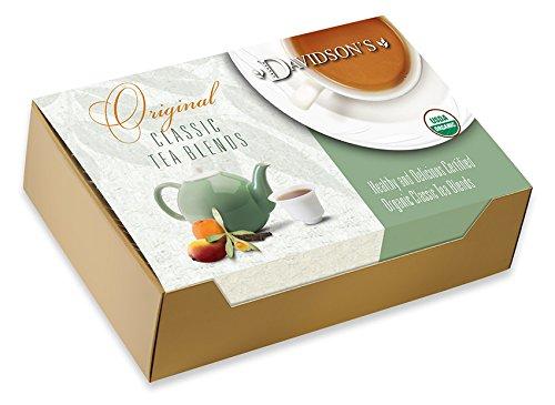 Davidson's Tea Single Serve Apricot Essence, 100-Count Tea - Essence Apricot