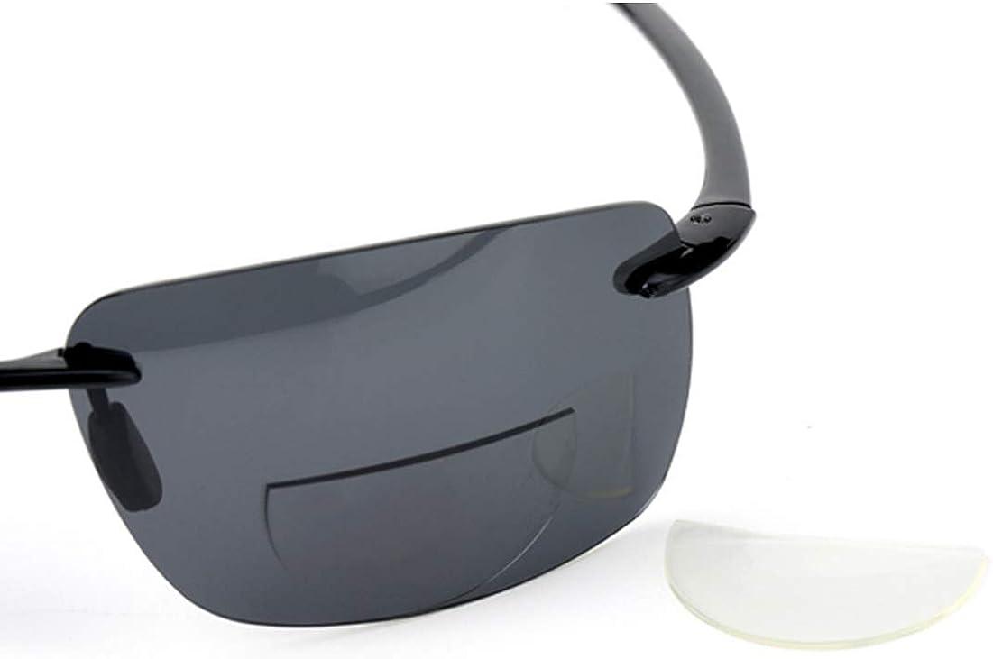 +3.50 Stick-On Bifocal Adhesive Reading Glasses Add On