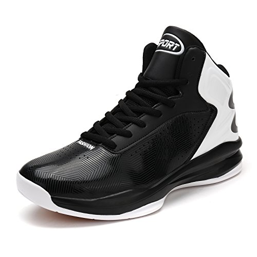 Men's Allstart Sports Casual Shoe Breathable White Sneaker Performance High Black Basketball Mid Ankle Boy Running Shoes Air for wtrqHw