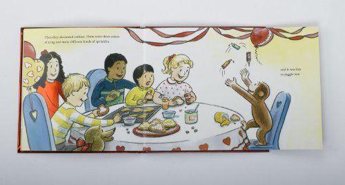 Large Product Image of Happy Valentine's Day, Curious George