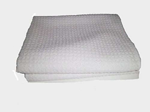 2-16-by-24-white-waffle-weave-microfiber-towels-4-square-feet-of-professional-quality-towels